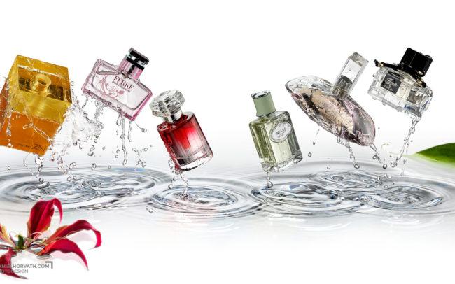 La Femme, PORTFOLIO, beauté, cosmetics, objects, perfume, still life