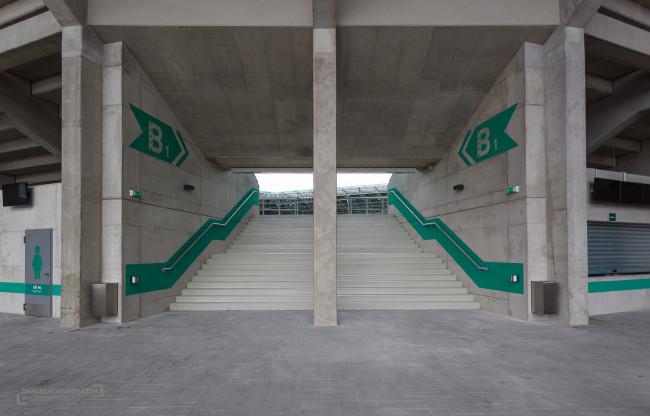 Groupama Arena - Fradi Stadion