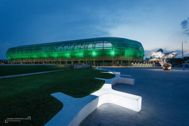 Groupama Arena, Fradi Stadion