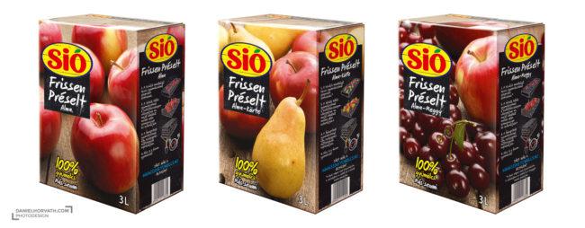 Fruits, Packaging, Sió