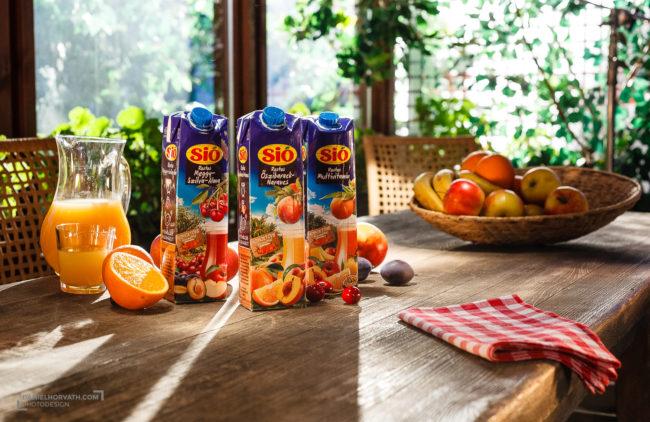 Eckes-Granini, Fruits, Juice, Liquids, Packaging, Sió