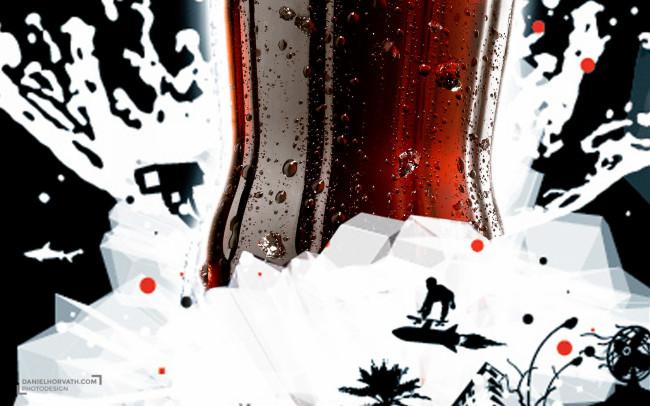 Campaign, Coke Zero, PORTFOLIO