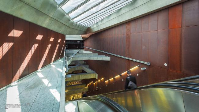 4es metró, Architectural, Vámház körút, Építészfórum